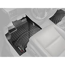 WeatherTech Front FloorLiner for Select Toyota Tundra/Sequoia Models (Black)