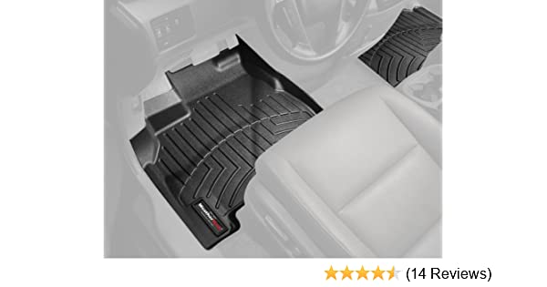 Amazon.com: WeatherTech Front FloorLiner for Select Volkswagen Passat Models (Black): Automotive