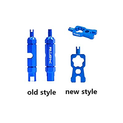 Valve Core Tool,Valve Core Remover, Handy Valve Core Removal Tool , for Removing and Installing Valve Cores in Both Tubeless and Tubed Tires: Sports & Outdoors