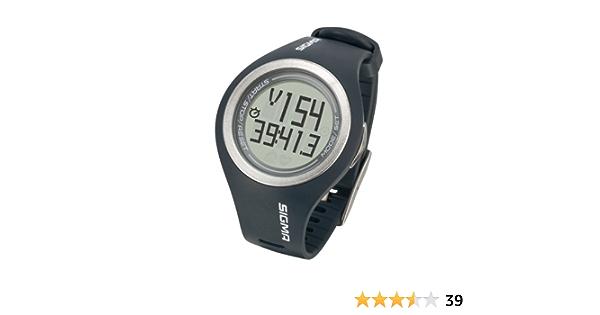 Sigma Sport PC 22.13 - Pulsímetro hombre, color gris: Amazon.es: Deportes y aire libre