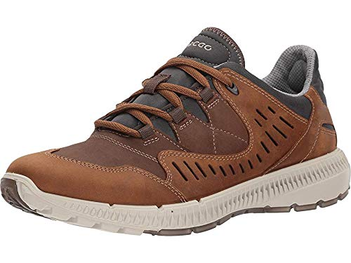 ECCO Women's Terrawalk Trail Runner, Camel/Cocoa Brown, 38 EU/7-7.5 M - 38 Cocoa