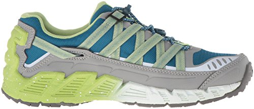 Keen Womens Versatrail Waterproof Shoe Neutral Gray/Opaline