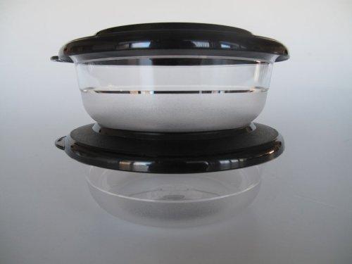 TUPPERWARE Perles claires 275ml noir blanc sans frontière (2)