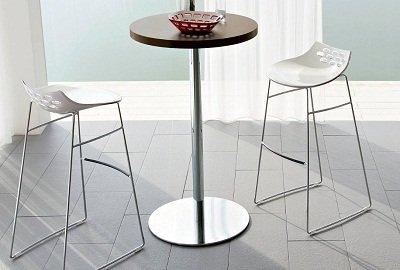 Sedie tavoli cucina salotti sgabelli in legno acciaio alluminio