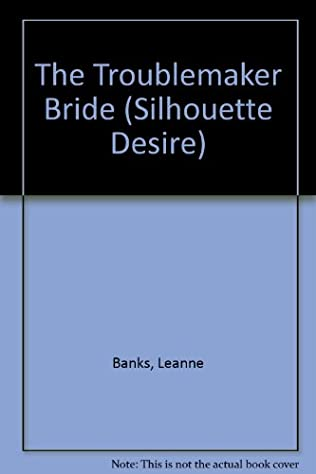 book cover of The Troublemaker Bride
