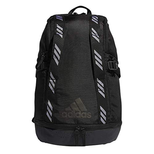 (adidas Creator 365 Basketball Backpack, Black, One Size )