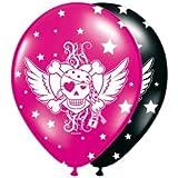 Amscan - 8 globos inflables estilo pirata