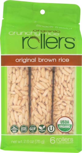 Bamboo Lane Brown Rice,Pouch 2.6 OZ (Pack of 12)