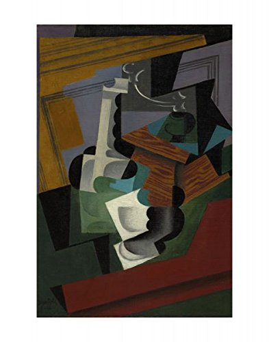 - The Coffee Mill, 1916 by Juan Gris, Art Print Poster 11