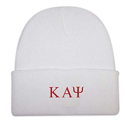 - Kappa Alpha Psi Knit Hat Light Grey