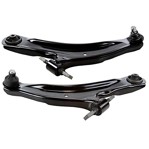 Prime Choice Auto Parts CAK40196PR Pair of Front Lower Control Arms ()