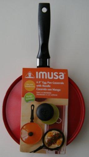 Imusa Egg Pan Red 6 3