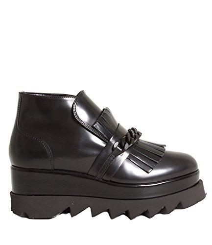Cult - Zapatos de cordones de piel para mujer