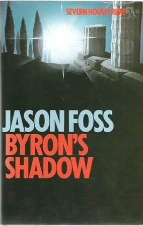 book cover of Byron\'s Shadow