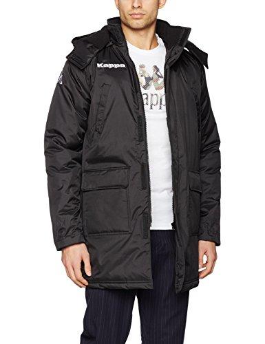 Kappa MT–Technische Jacke für Herren, Schwarz