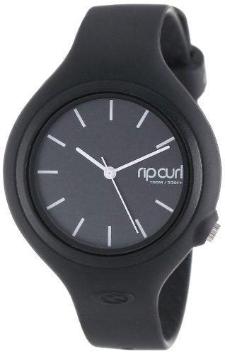 Candy Alarm Chronograph Watch - Rip Curl Women's A2696G - BLK Aurora Black Analog Surf Watch