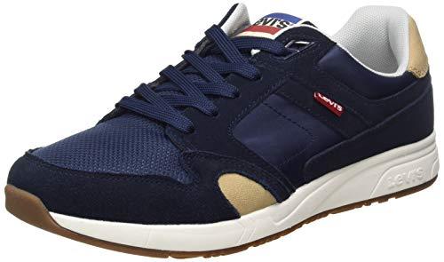 17 Homme Sutter Bleu Navy Baskets Wpvqf4a Levi's Blue 6gvbfy7Y