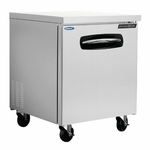Nor-Lake AdvantEDGE Worktable Refrigerator NLUR27