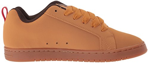 Coffee Medium Men Wheat 8 SE Skate Graffik Turkish Shoe US Court DC 8YwdTxqvv