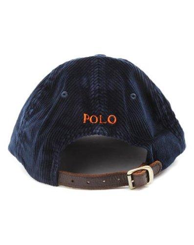 POLO Ralph Lauren - Caps - Men - Casquette Velours Bleu Marine - One Size   Amazon.co.uk  Clothing 8afb0aa1ec8