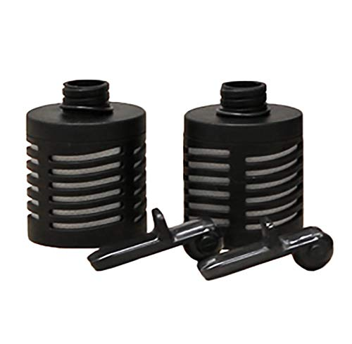 13503 Nikken PiMag Sport Bottle Filters//Spouts 2 pack 2 each