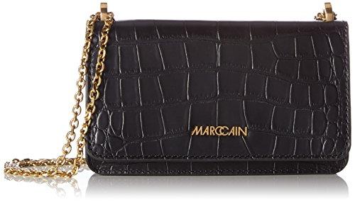 Marc Cain - Hb Tl.05 L03, Carteras de mano Mujer, Schwarz (Black), 5x13x21 cm (B x H T)