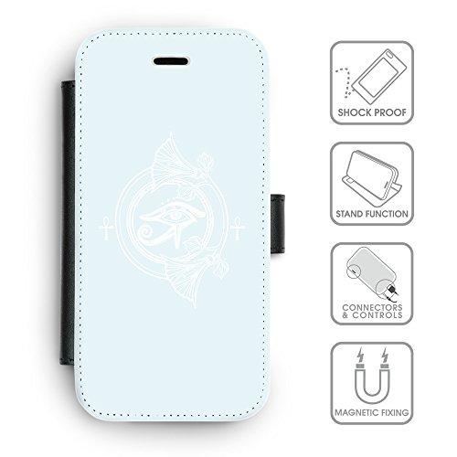 Flip PU Leather Wallet Case avec des fentes de carte de crédit // Q09900619 Religion 30 Bulles // apple iphone 7 2016