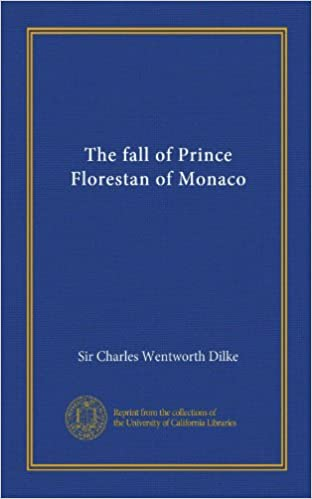 Book The fall of Prince Florestan of Monaco