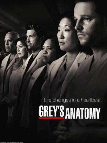 Amazon.com: Grey\'s Anatomy: Prints: Posters & Prints