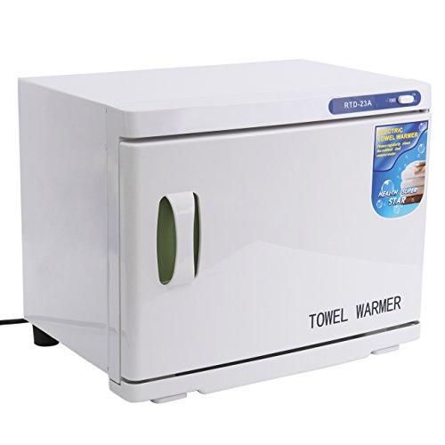 [해외]릿지 야드 2 in 1 UV 램프 온열 수건 온열 장치 내각 수건 살균 장치 페이셜 스파 헤어 헤어 살롱 장비/Ridgeyard 2 in 1 UV Lamp Hot Towel Warmer Cabinet Towels Sterilizer Facial Spa Hair Beauty Salon Equipment