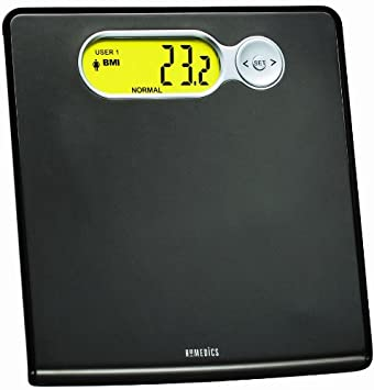 HoMedics SC-501 Healthstation BMI Sport Scale, Black