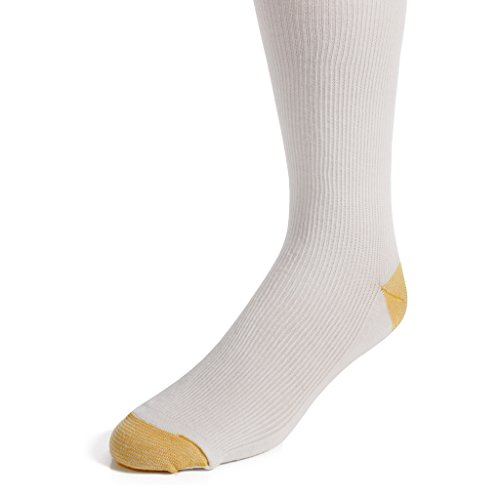 [The Right Fit Mens Long Colonial Cotton Ribbed Warm Boot Knee High Loafer Socks, White, 1 Pack,] (Baseball Player Costume Australia)