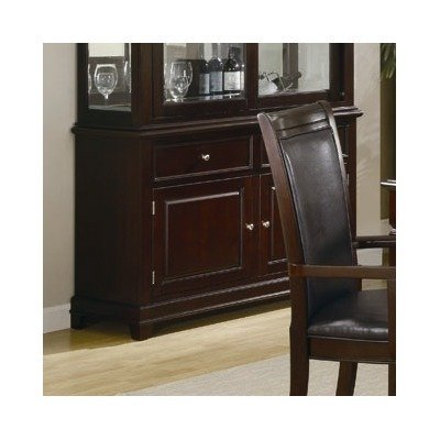 Dining Room Walnut Hutch (Coaster Home Furnishings Ramona Formal Dining Room Buffet)