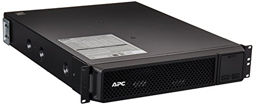 (APC UPS 2200VA Smart-UPS Single Phase Online Uninterruptible Power Supply, Rack Mount UPS (SRT2200RMXLA))