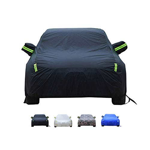 Yguocy Car Covers, Thick and Cotton Velvet Hood, Compatible with Audi R8, Can Adapt to All Kinds of Weather (Color : A, Size : 2014 4.2 FSI Quattro)