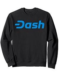 Dash Digital Cash Sweater New Blue Logo Crypto Blockchain