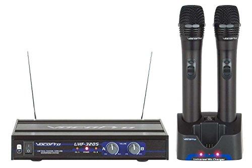 VocoPro UHF-3205-9) - Vocopro Speaker Dual