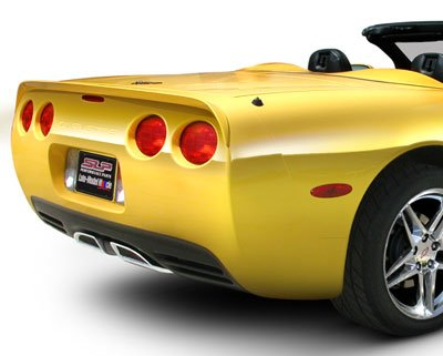 C5 Corvette 1997-2004 SLP Rear Spoiler (Rear Spoiler C5 Corvette)