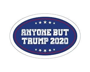 Amazon.com: StickerPirate Oval Car Magnet Trump 2020