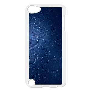 Milky Way Galaxy Edge OS X Lion Ipod Touch 5 Case, Case Kweet {White}