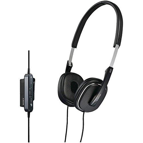 (Sony MDR-NC40 Noise Cancelling Headphone (Black) (Renewed))