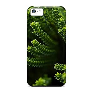 New Arrival Green Plant For Iphone 5c Case Cover