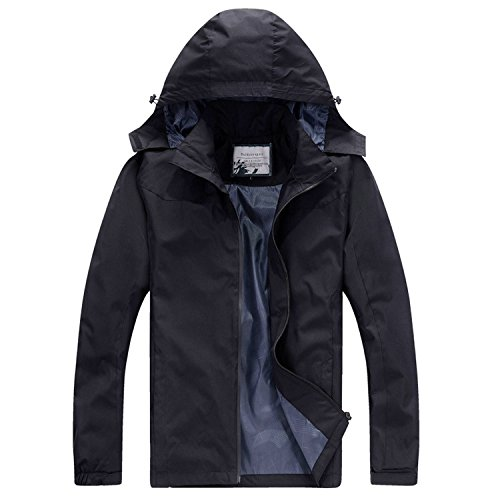 Waterproof Coat - 9