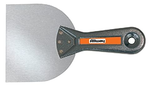 Allway Tools 4-1/2-Inch Drywall Flexible Steel Taping Knife (Drywall Tool Taping)