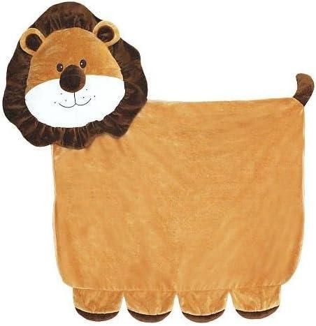 Bestever Lion Best Friend Blankie - Brown/Tan by Bestever