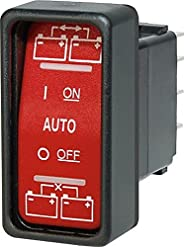 Blue Sea Systems 2145, Spdt Remote Control Contura Switch-on-Off-on