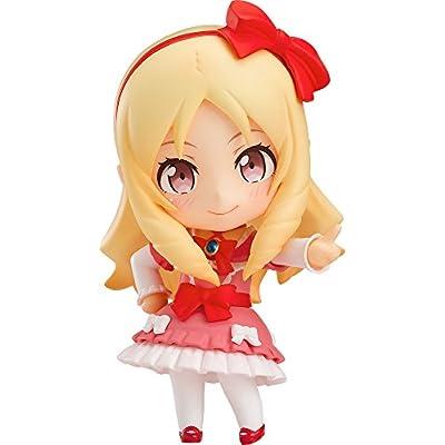 Good Smile Eromanga Sensei: Elf Yamada Nendoroid Action Figure: Toys & Games