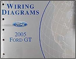 2005 ford gt wiring diagram manual original: ford: amazon.com: books  amazon.com