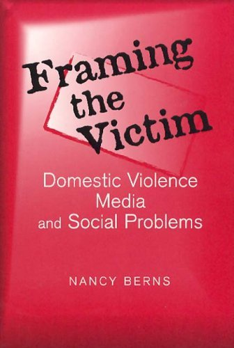Framing The Victim: 1st (First) Edition