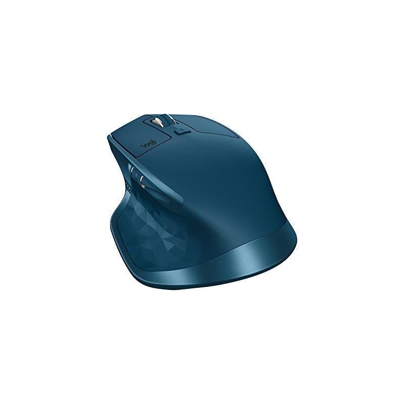 Logitech MX Master 2S Wireless Mouse wit